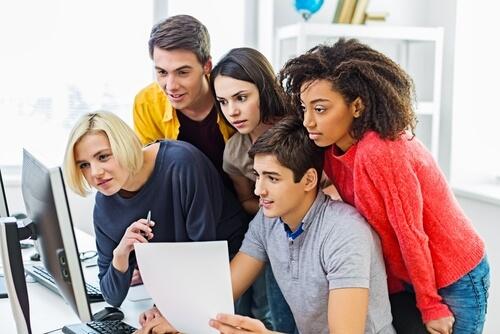 website-door-studenten
